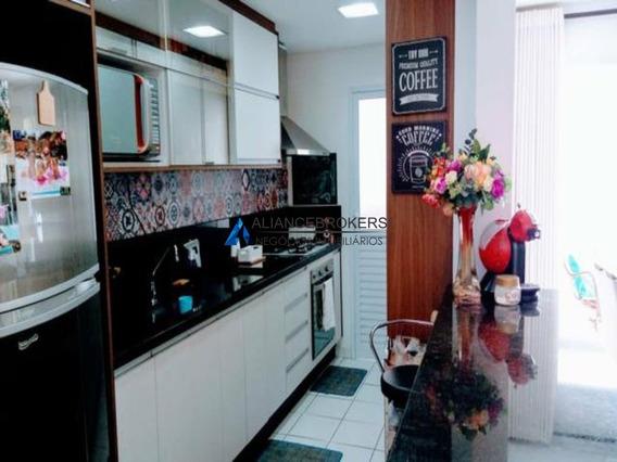 Vende-se Apartamento De 97m² No Condomínio Atmosphera, Jd. Ermida I (jundiaí) - Ap03582 - 34148790