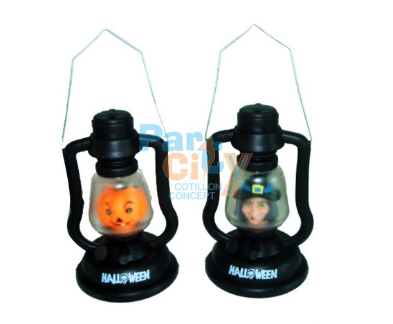 Farol Halloween Adorno Decoracion