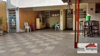 Casa Residencial À Venda, Vila Guilhermina, São Paulo. - Ca0342