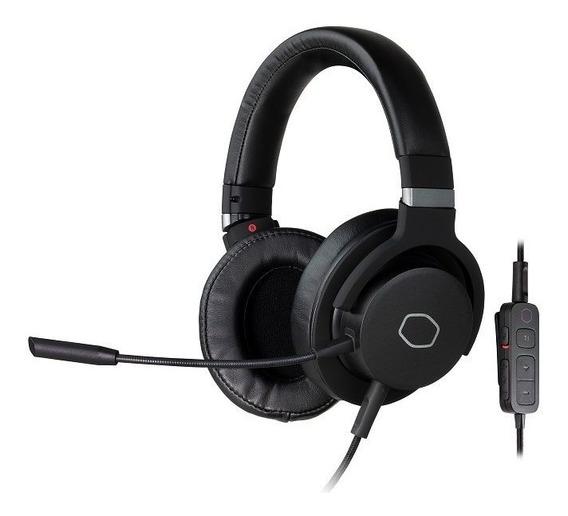Headset Gamer Mh-752 Surround Virtual 7.1 Cooler Master