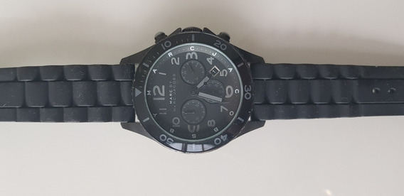 Relógio Cronograph Mbm 5502 Preto