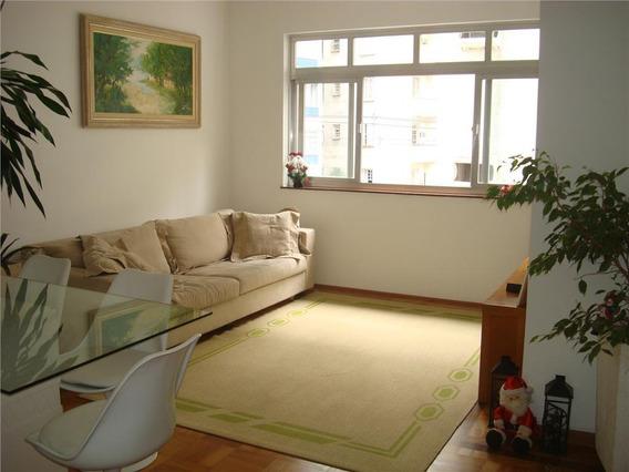 Apartamento Em Boqueirão, Santos/sp De 138m² 3 Quartos À Venda Por R$ 540.000,00 - Ap250379