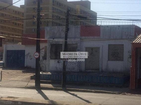 Casa Comercial À Venda. - Ca0082