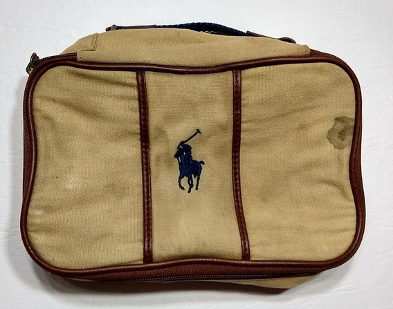 Neceser Polo Ralph Lauren Antiguo