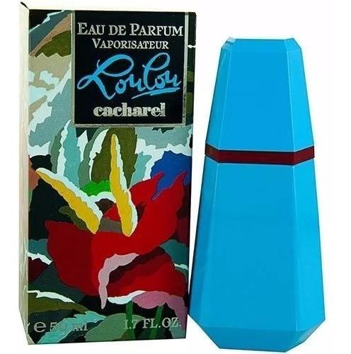 Perfume Cacharel Lou Lou 50ml Feminino 100% Original Lacrado