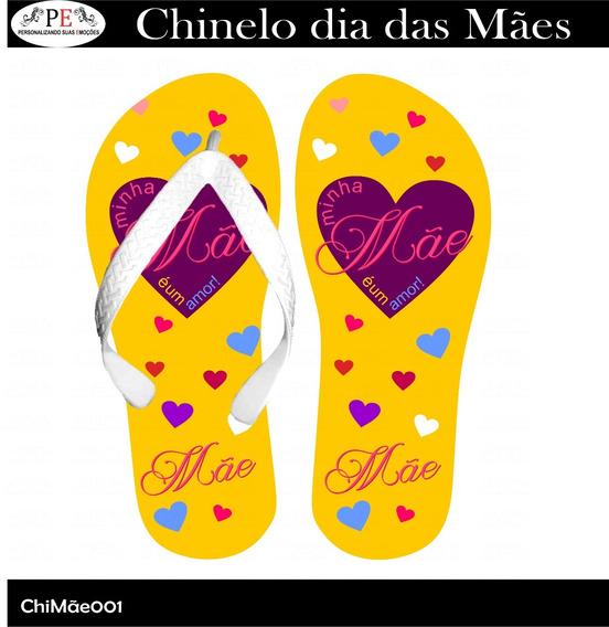 Chinelo Dia Das Mães 001