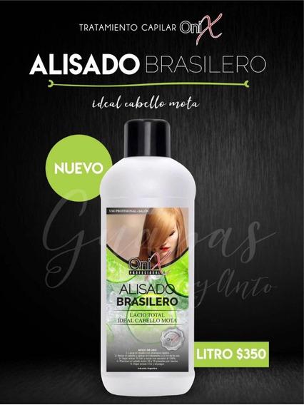Alisado Brasilero Forte Onix