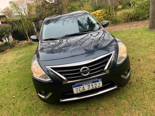 Nissan Versa 2015 Full Automatico