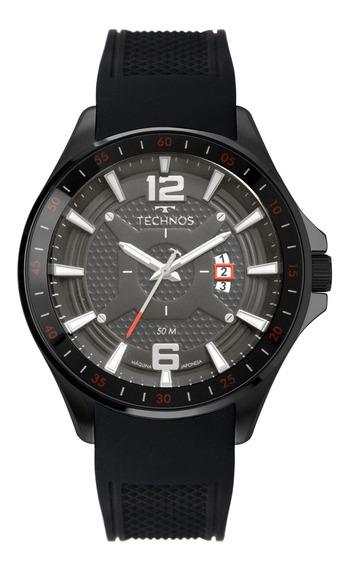 Relógio Technos Masculino Preto - 2117lbx/8c