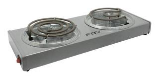 Parrilla Foy 144711 Electrica 2 Quemadores C/asa