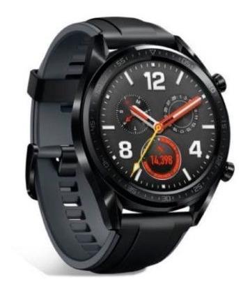 Watch Gt Huawei Color Negro Pantalla Amoled