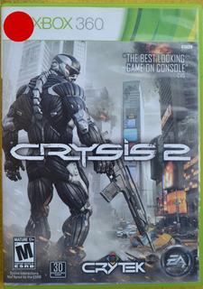 Crysis 2 Xbox 360 Infinity Games