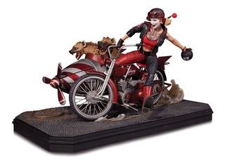 Harley Quinn Moto Dc Collectibles