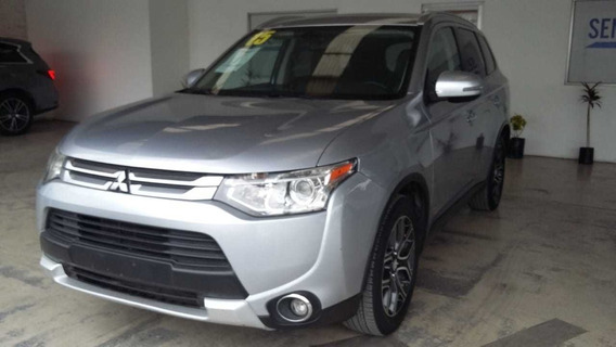 Mitsubishi Outlander 2015 2.4 Limited L4 At