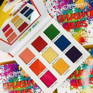 Paleta Splash Of Hues Vol 2 Beauty Creations