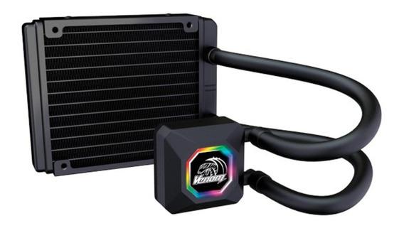 Akasa Watercooler Venom R10 Ak-lc4001hs03 Led Rgb Intel Amd