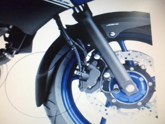 Paralama Dianteiro Yamaha Xj6 600 Anos 2008 A 2016 Spintura
