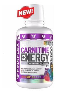 Carnitina Finaflex Liquid Energy 3000 Mg (sabores A Elegir)
