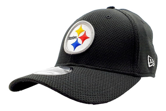 Gorra Pittsburgh Steelers Nfl New Era Negra