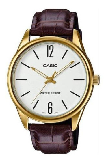 Relógio Casio Masculino - Mtp-v005gl-7budf