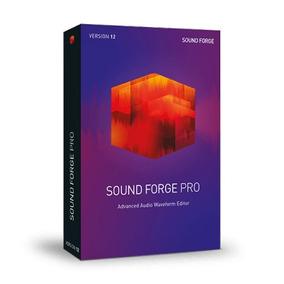 Magix Sound Forge Pro 12 Completo Envio Imediato + Suporte
