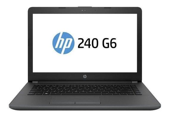 Notebook Hp 240 G6 I5-7200u 8gb Ram 1tb Hdd Win 10 Pro