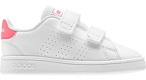 Tenis adidas Advantage I White Tallas De #11 A #16 Bebes