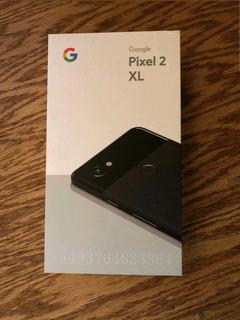 Google Pixel 2 Xl 64gb Lte Negro