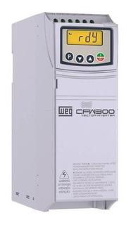 Inversor De Frequência Cfw300 5cv 220v 15,2a Trifásico Weg