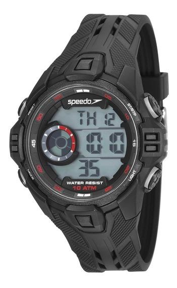 Relógio Speedo Masculino Digital 80636g0evnp1