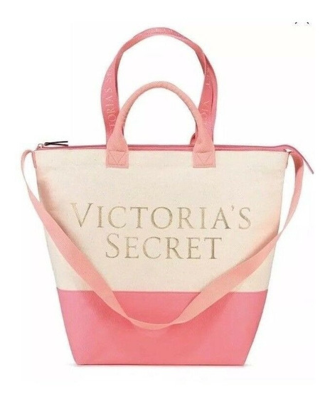 Bolso Tote Doble Cooler Victoria Secret Ideal Playa