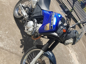Yamaha - Xtz250 Teneré - Azul