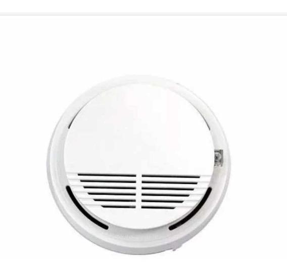 Alarma Detector Humo Autonomo A Pilas Certificado Ce