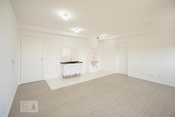 Apartamento No 7º Andar Com 1 Dormitório E 1 Garagem - Id: 892961742 - 261742