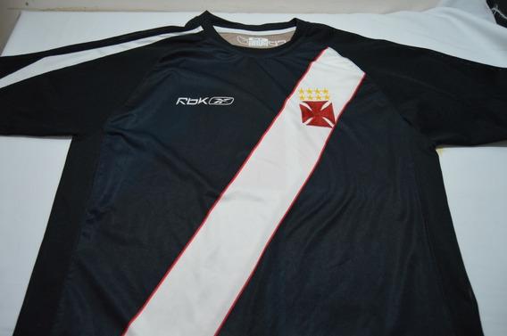 Camiseta Remera Futbol Vasco Da Gama Reebok - 2007