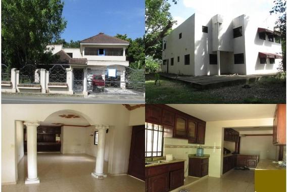 Casa Carr S F M A Tenares 1,678 M2 Prov. Duarte