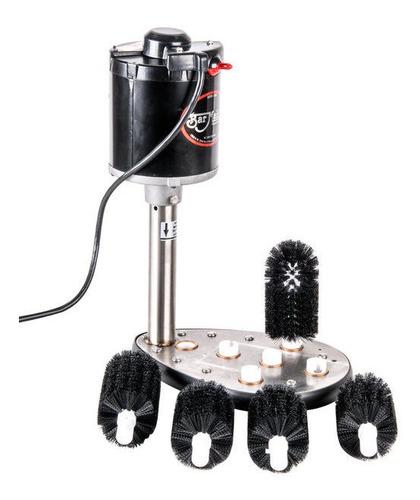 Imagen 1 de 6 de Lava Vasos Y Copas Electrico Para  Bar