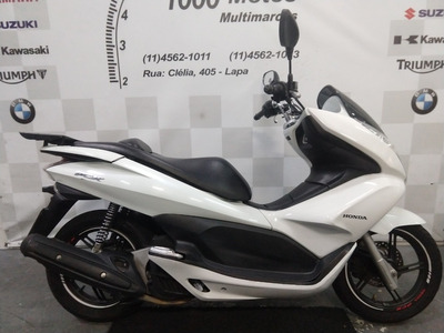 Honda Pcx 150 2015 Aceito Moto