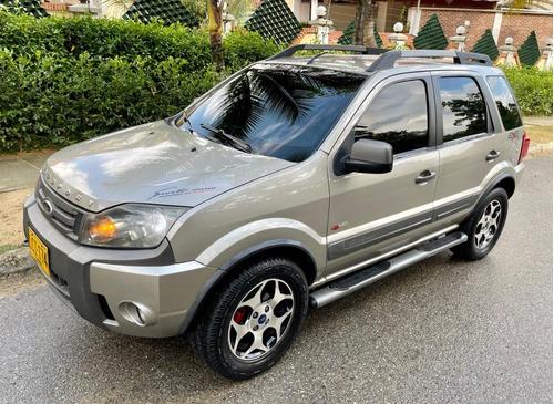 Ford Ecosport 4wd 2.0 C.c 16 V 4x4 Mecánica Modelo 2011 F.e