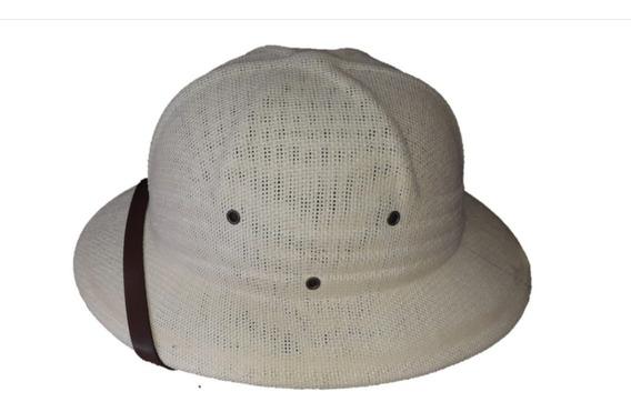 Sombrero Explorador Tipo Safari Unisex Talla Ajustable