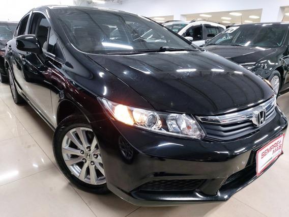 Honda Civic 1.8 Lxs Flex Aut. 4p 2015 Veiculos Novos