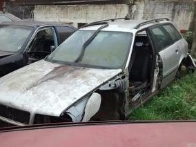 Sucata Audi 80 2.0 1998, Baixada Somente Venda Em Peças