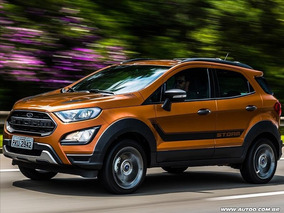 Ford Ecosport Ecosport Storm 4wd