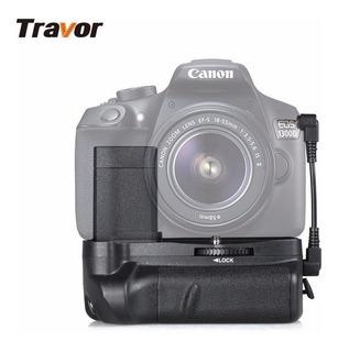 Battery Grip Canon 1100d 1200d 1300d T3 T5 T6 Bateria Lp-e10