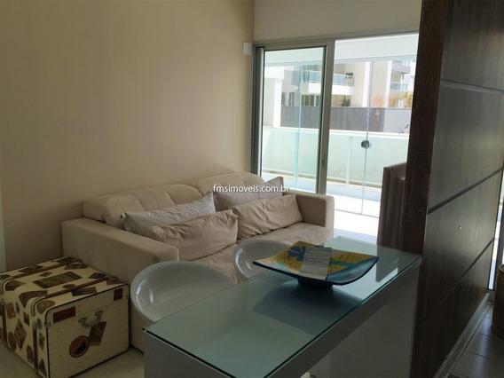 Apartamento Para Para Alugar Com 1 Quarto 56 M2 No Bairro Brooklin, São Paulo - Sp - Ap0016s-10