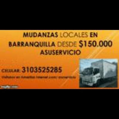 Mudanzas Y Trasteos En Barranquilla
