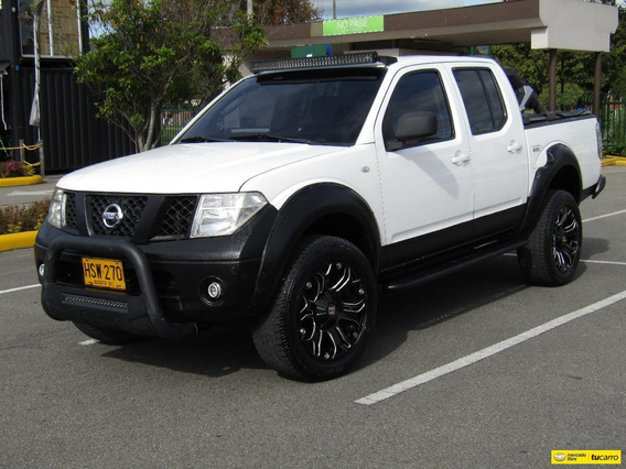 Nissan Navara Mt 2500vv Td Aa 4x4