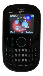 Celular Nyx Wayx2 Qwerty Dual Sim Telcel Camara Microsd Fm