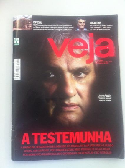 Revista Veja Nº 2454 Testemunha Argentina Dano Ambiental Pt