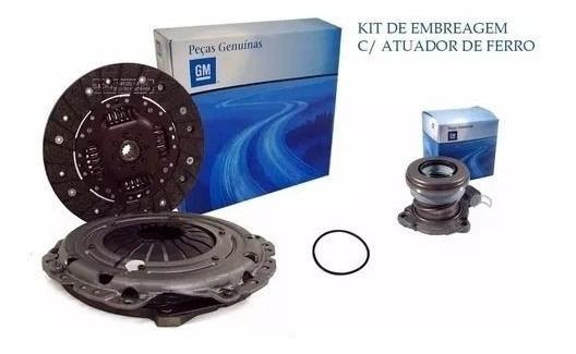 Kit De Embreagem Com Atuador , Astra /novo Vectra/meriva 1.8